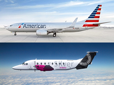 Silver Airways, American Airlines Begin Selling Tickets to Cuba