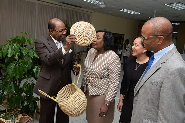 180 Craft Producers Graduate From TPDCO/OAS Craft Enhancement Programme