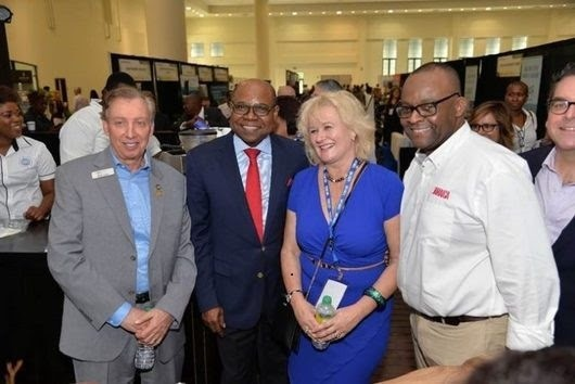 Tourism-Minister-and-delegates-at-Caribbean-Travel-Marketplac_20190206-173113_1